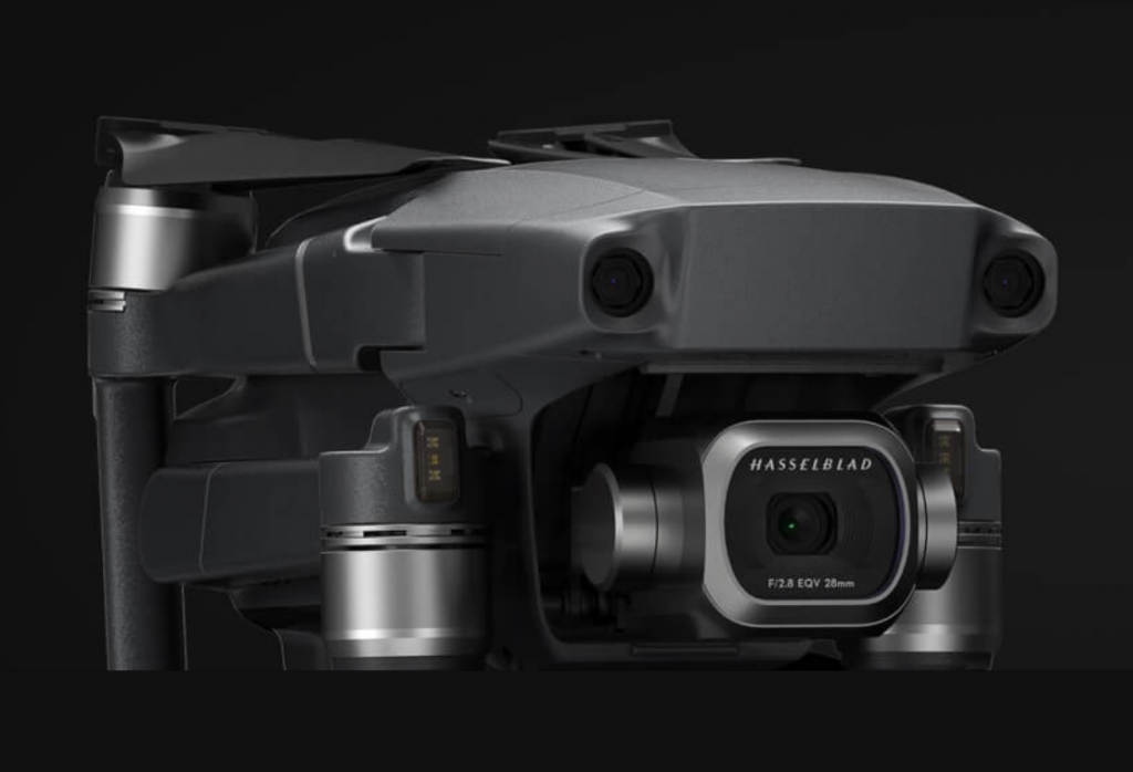 The new drone Mavic 2 Pro for Real Estate