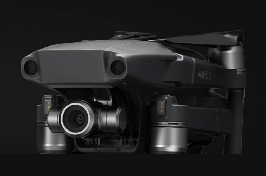 The Mavic 2 Zoom for Real Estate