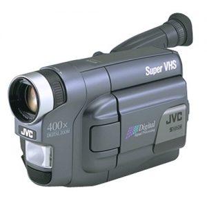 My first vhs camera